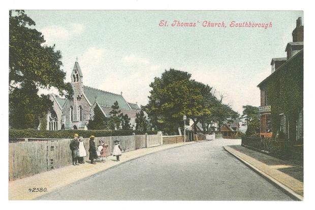 st thomas postcard front